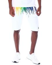 Makobi - Rainbow Drip Short-2520337