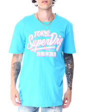 Superdry - TICKET TYPE OVERSIZED FIT TEE-2518469