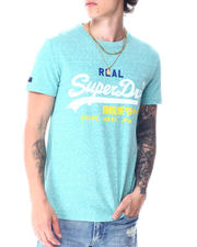 Superdry - VINTAGE LOGO TRI COLOR T SHIRT-2518501