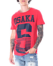 Superdry - OSAKA BEVELED T SHIRT-2518521