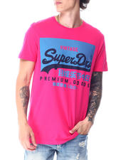 Superdry - ORGANIC COTTON VINTAGE LOGO T SHIRT-2518560