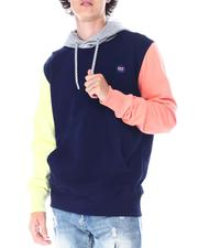 Hoodies - COLLECTIVE HOLCOMBE HOODIE-2518702