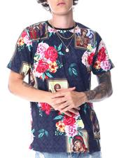 Buyers Picks - Virgin Mary and Roses Tee-2518722