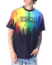 Makobi - Originals Rainbow Paint Drip Tee-2518918