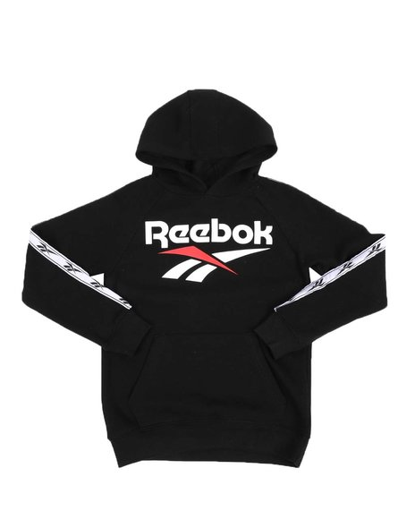 Reebok - Classic Wrap Around Pullover Hoodie (8-20)