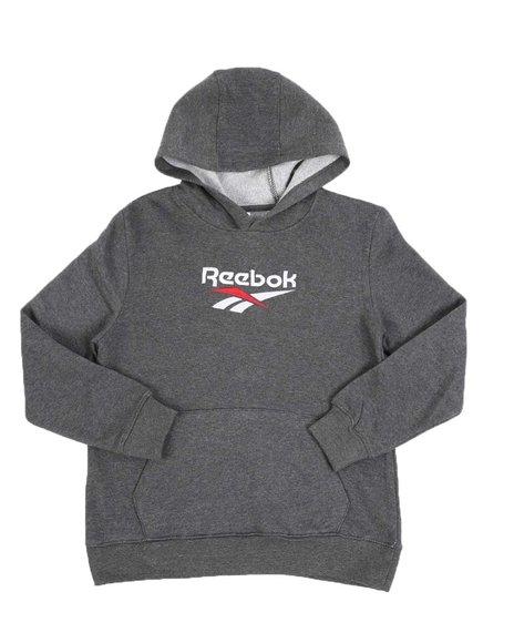 Reebok - Signature Pullover Hoodie (8-20)
