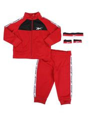 Infant & Newborn - 2 Pc Track Jacket & Track Pants Set (Infant)-2519471