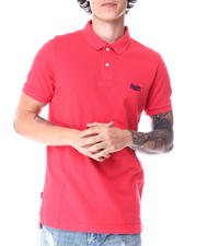 DJPremium - CLASSIC PIQUE SHORT SLEEVE POLO SHIRT-2518636