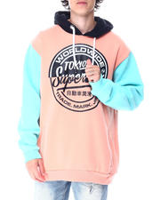 DJPremium - TICKET TYPE OVERSIZED HOODIE-2518717