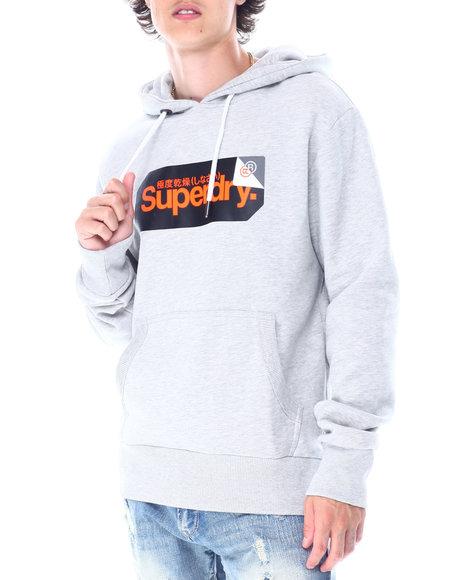 Superdry - CORE LOGO TAG HOODIE
