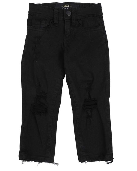 Jordan Craig - Ripped Knee Jeans (2T-4T)