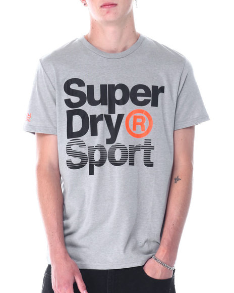 Superdry - CORE SPORT GRAPHIC T SHIRT