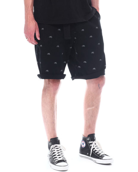 Buyers Picks - Stretch Bicycle Twill Short