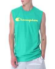 Champion - Classic Script Logo Muscle Tee-2522824