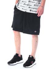 Shorts - Long Mesh Short with Pocket-2522939