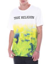 True Religion - TIE DYE GRADIENT SS CREW-2523023