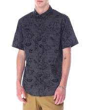 Ecko - FINEST FLORAL SS WOVEN-2523035