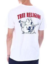 True Religion - BUDDHA LOGO CREW NECK TEE-2522829