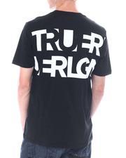 True Religion - TR CREW NECK TEE-2523011