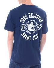 True Religion - LOGO CREW NECK-2523062