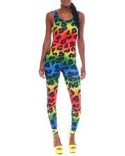 Fashion Lab - Animal Print  Jumpsuit-2523305