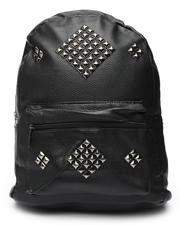 Backpacks - PU Studded Backpack-2518648