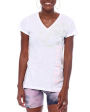 Ecko Red - Ecko Women's V-nk Tee-2523237