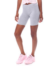 Fashion Lab - Cotton Bike Shorts-2523285