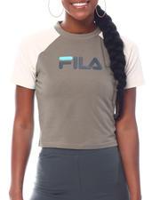 Athleisure - Aisha Crop Tee-2523164
