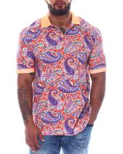 Shirts - Paisley Polo Shirt (B&T)-2511642
