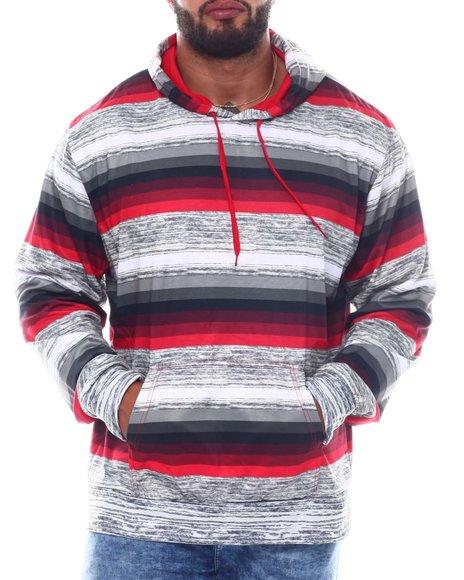 Buyers Picks - Stripe Pullover Hoodie (B&T)