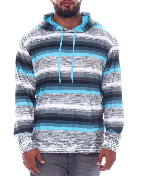 Buyers Picks - Stripe Pullover Hoodie (B&T)