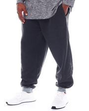 Jeans & Pants - Solid Ribbed Cuff Joggers (B&T)-2522737