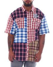Makobi - Rich & Royal Plaid Shirt (B&T)-2522769