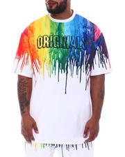 Shirts - Originals Paint Drip T-Shirt (B&T)-2522785