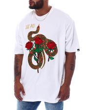Shirts - Rose Snake Tee (B&T)-2522820