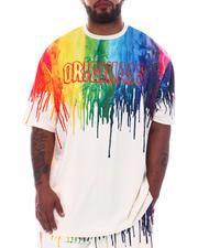 Makobi - Originals Paint Drip T-Shirt (B&T)-2522863