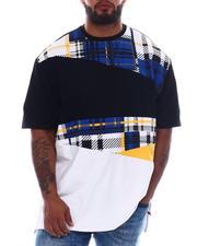 Makobi - Jersey Plaid T-Shirt (B&T)-2522873