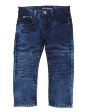 Sizes 2T-4T - Toddler - Moto Skinny Jeans (2T-4T)-2521595