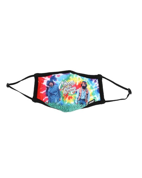ODD SOX - Cheech & Chong Tie Dye Face Mask (Unisex)