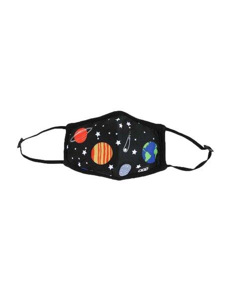 ODD SOX - Planets Kids Face Mask (Unisex)