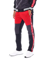Le Tigre - Tri Color Track Pants-2524272