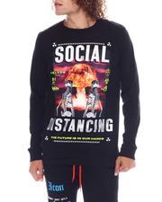 Shirts - Social Distance LS Tee-2524283