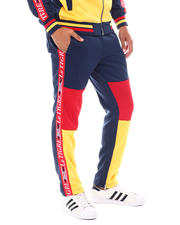 Le Tigre - Tri Color Track Pants-2524315