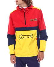 Outerwear - Rescue Quarter Zip Anorak-2524523