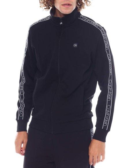 Calvin Klein - Athleisure Logo Tape Track Jacket