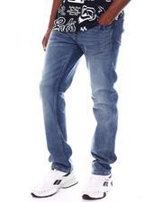 Jeans & Pants - B&W RHINO BUCKLE JEAN-2524438