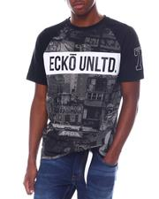 Ecko - CITY SCAPES SS KNIT TEE-2525242