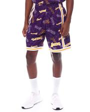 Mitchell & Ness - LAKERS Tear Up Pack Short-2525672