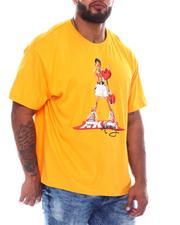 Shirts - Manasseh The Champ Boxing T-Shirt (B&T)-2526330